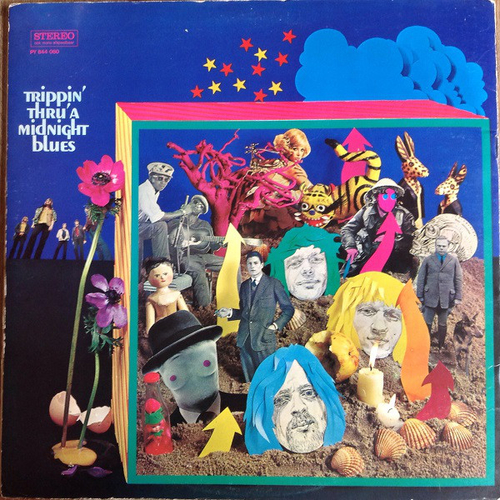 "Cover van Cuby and the Blizzards, Trippin' Thru' A Midnight Blues, 1968  Philips ‎– PY 844 060.  <p>bron: <a rel=""noopener noreferrer"" href=""https://www.discogs.com/sell/release/1676324?ev=rb"" target=""_blank"">Discogs  </a></p>"