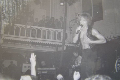 Concert Iggy Pop in Paradiso - Foto: Rob Mense